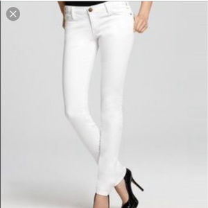 NWT White Stilleto Jeans